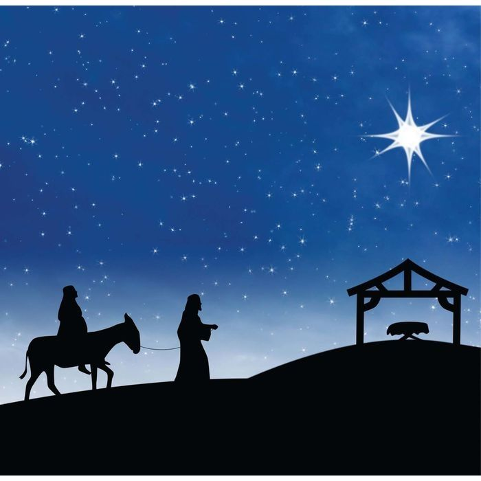 High Quality Christmas Cards High Quality Religious Christmas Card The  Journey Jesus Mary  Blank Xmas Cards
