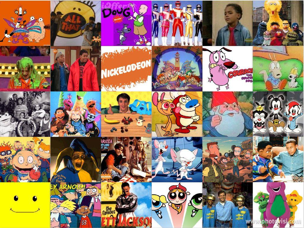 Nickelodeon's Golden Years ありがと