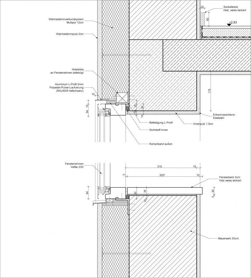 House + / Anne Menke Dachbodenrenovierung, Grundriss