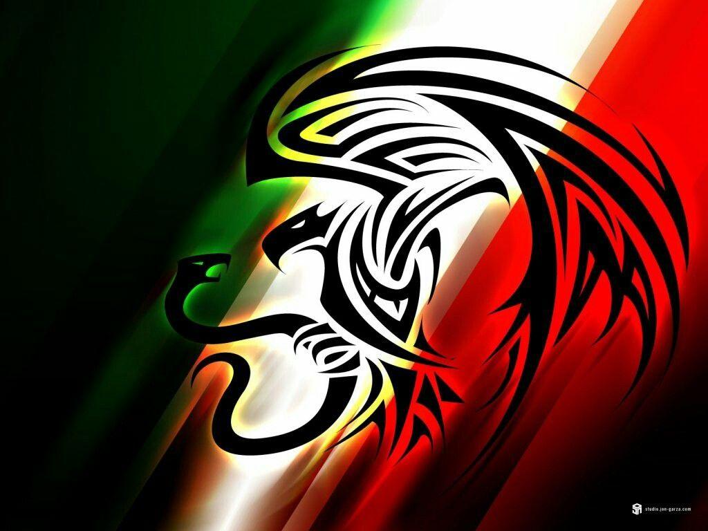 Imagenes Bandera Mexicana Mexico Bandera Tatuaje Mexicano Y