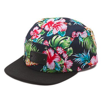 gorra vans flamencos