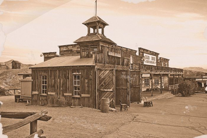 Old West Ghost Towns  ...
