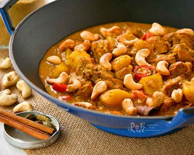 Chicken korma with cashew nuts food glorious food pinterest foods chicken korma with cashew nuts forumfinder Images