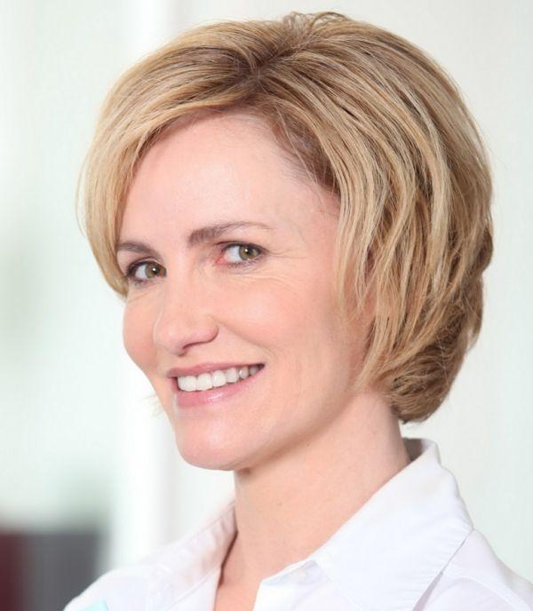Frisuren kurz 60 plus  Haarschnitte beliebt in Europa