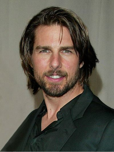 Best Tom Cruise Long Hair And Tom Cruise Beard Styles Tom Cruise Long Hair Tom Cruise Haircut Tom Cruise Hair