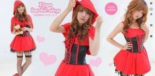 red riding hood costume for tweens | Little Red Riding Hood Costumes Tween Strangeling Costume - kootation ...