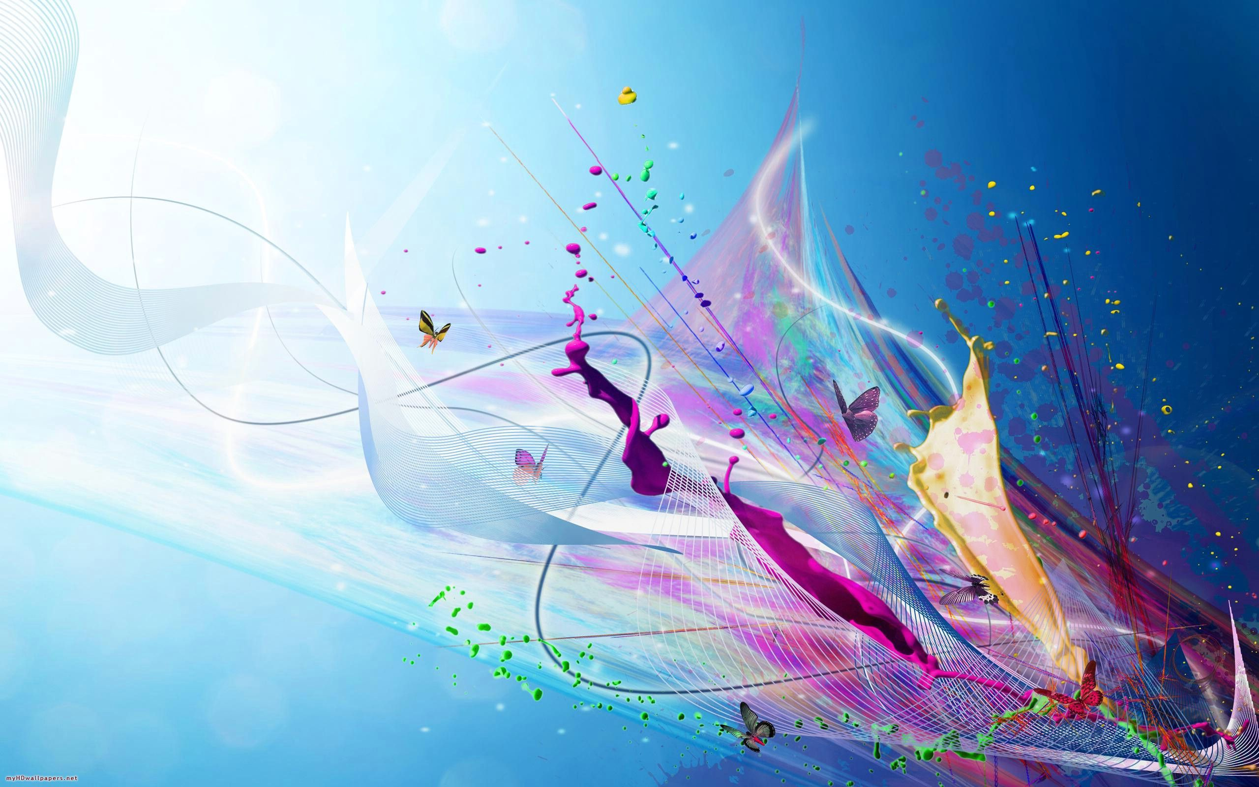 Abstract Wallpapers, HDQ Abstract Images Collection for Desktop ...