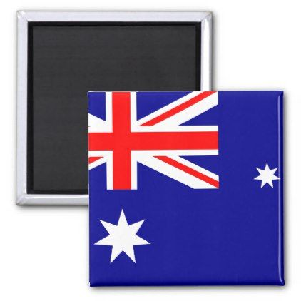 Australia flag magnet australia flag magnet cyo customize design idea do it yourself solutioingenieria Image collections