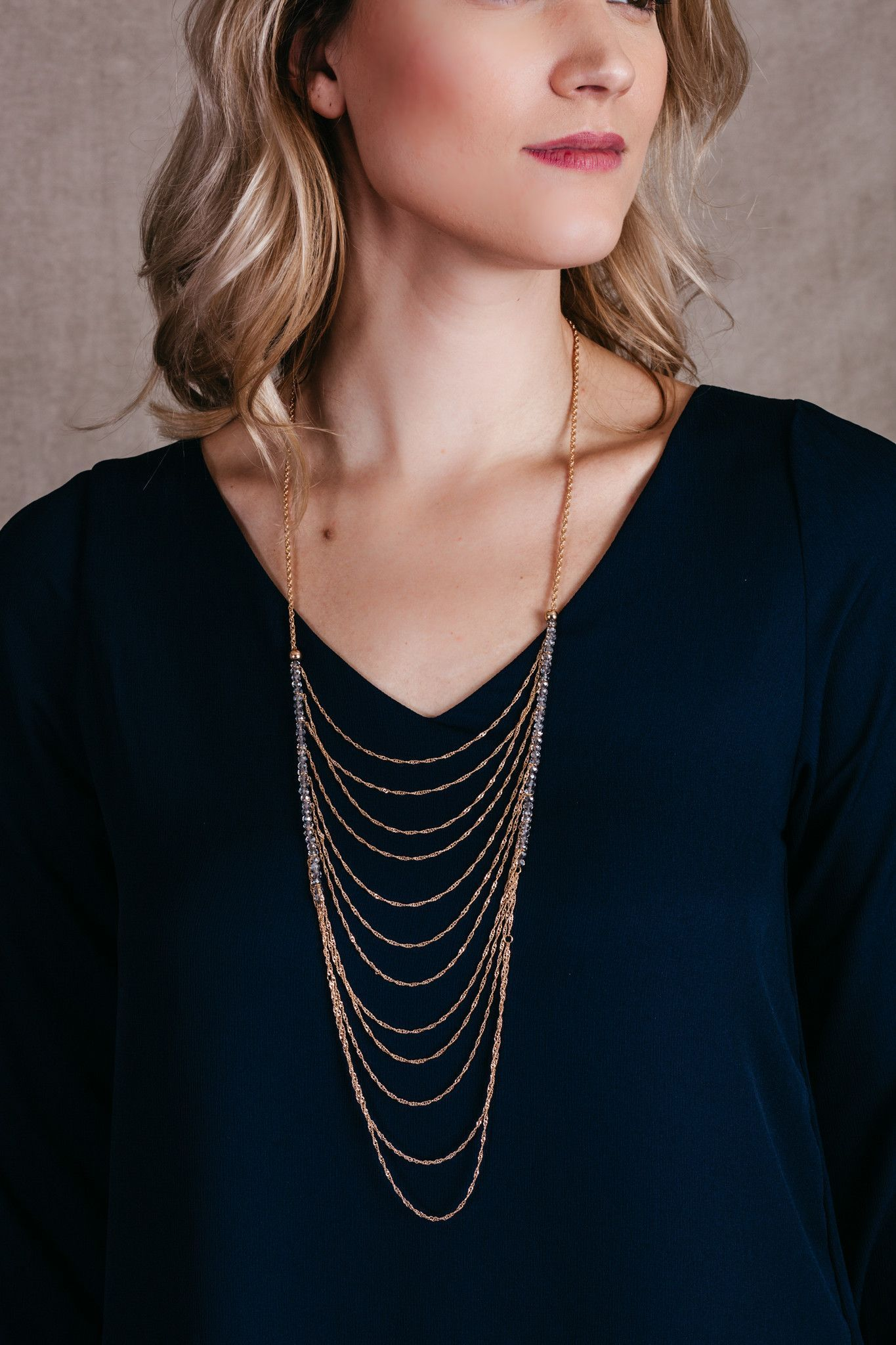 Layers Of Love Necklace