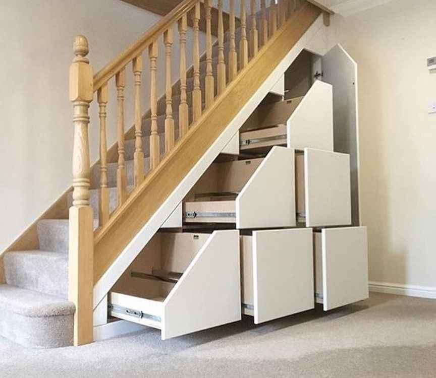 Top 50 Best Wood Stairs Ideas: Top DIY Scrap Wood Projects For Embellishing Home Interior