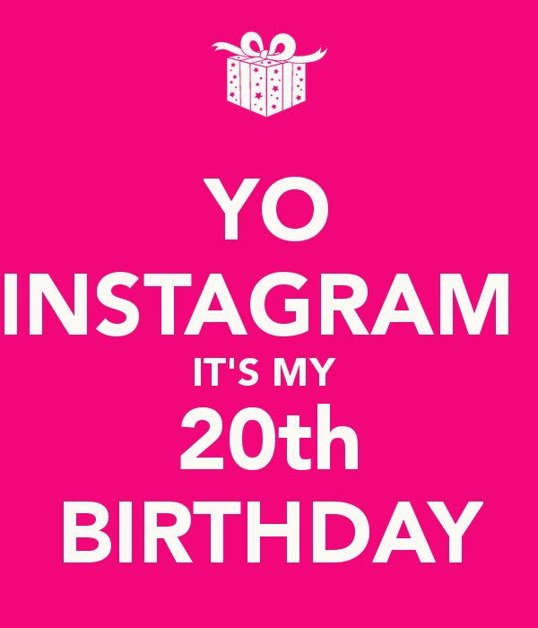 20th Birthday Quotes 20th Birthday Quotes for instagram | Quotes 20th Birthday Quotes
