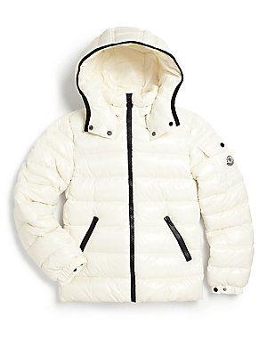 c5c17fd25e1d Moncler Girl Bady Puffer Coat http   www.saksfifthavenue.com main ...