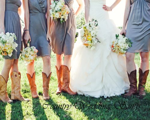 Top Country Wedding Songs 2016