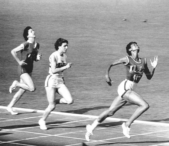 Wilma Rudolph was the fastest woman runner in the world in ...