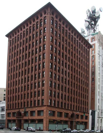 Wainwright Building by Louis Sullivan