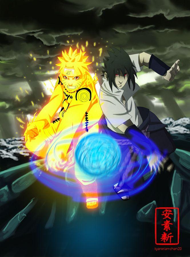 Download 100+ Wallpaper Animasi Naruto Dan Sasuke HD Terbaru