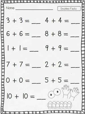 Flying into First Grade: More FREEBIES!!! Doubles and