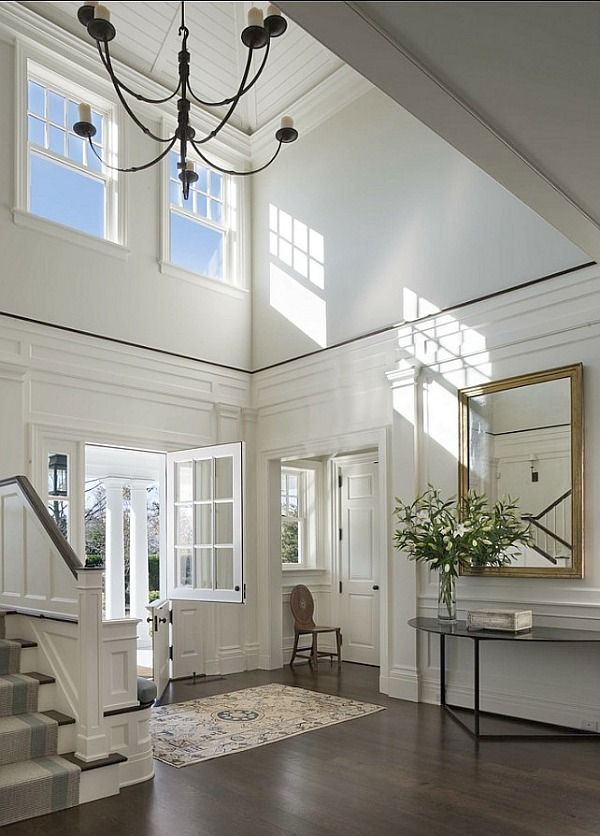 Foyer Office Victoria : A classic hamptons house on further lane farm victoria