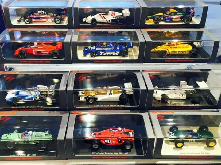 new model car kit releasesNew releases from Spark  F1 scale models  Pinterest