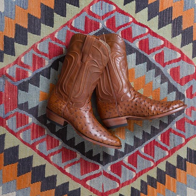 Tecovas full quill cowboy boot, the