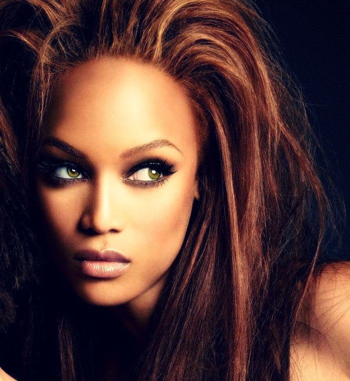 Tyra Banks Without Makeup: Pin By Anneli Smit On ♀Daughters Of Eve♀