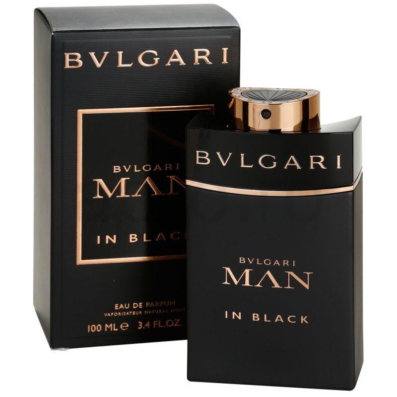 Bvlgari Man In Black In 2019 Parfum Fragrance Bvlgari Man In