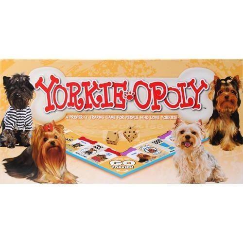 NEW Yorkieopoly/ Yorkie Opoly Yorkshire Terrier Monopoly ...