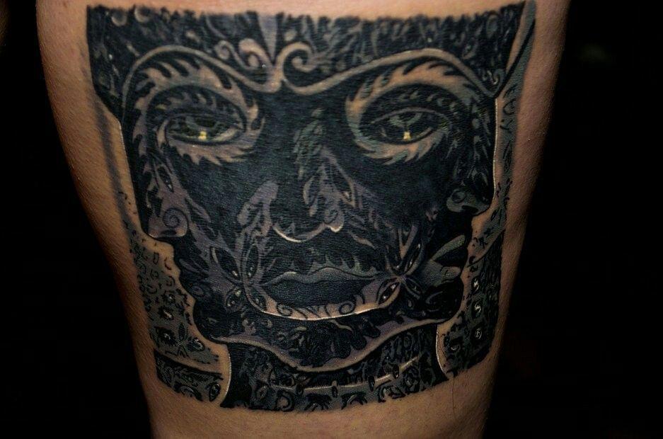 Alex Grey x Tool Band tattoo designs, Tool band tattoo