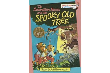 Children's Books - Halloween children's book, Berenstain Bears and Spooky Old Tree