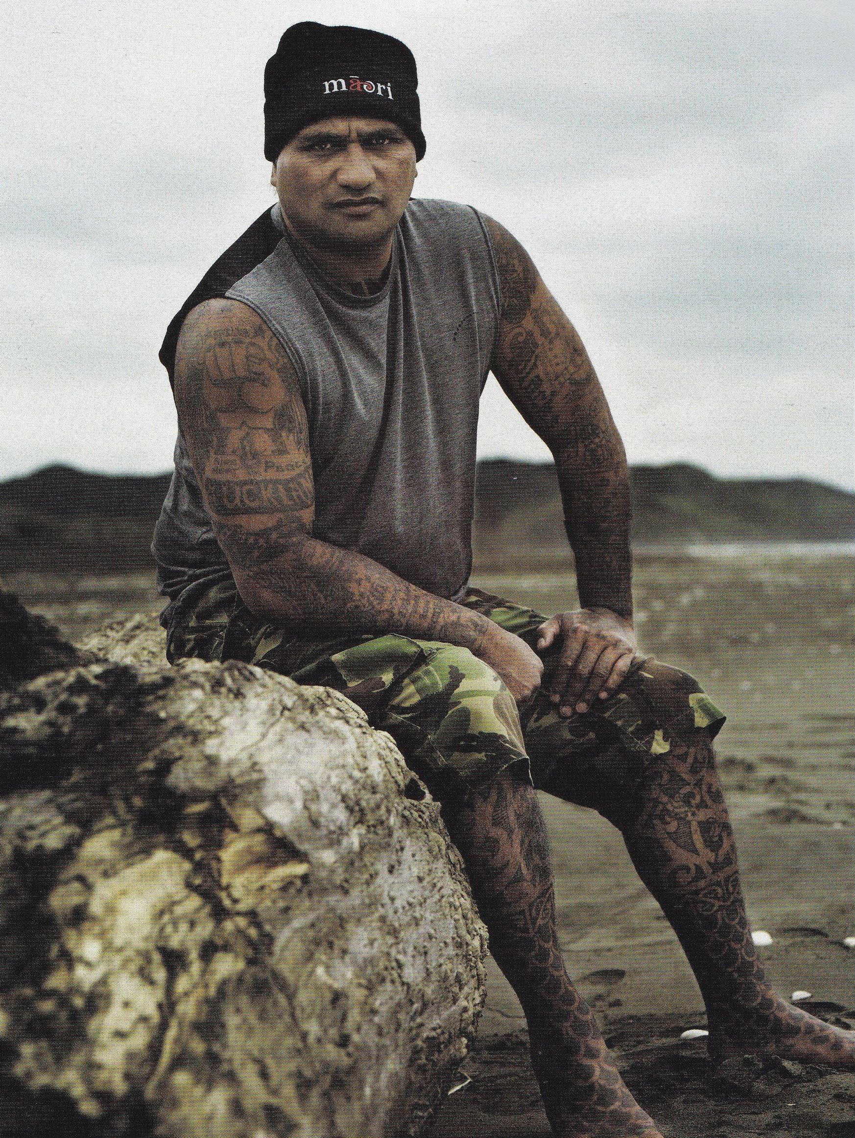 0c91432aded68 Martin Cooper of Waikato Tainui. | Tattoo | Body tattoos, Skin art ...