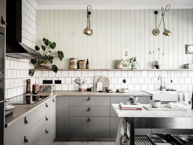 Keuken Zweeds Design : Prachtig eenvoudige ideeën om te stelen van een zweedse