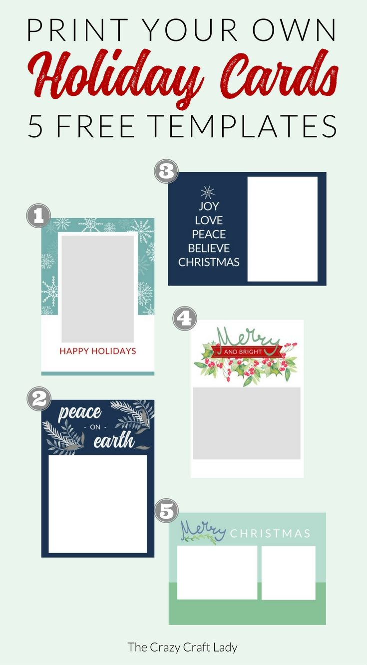 Free Christmas Card Templates Free Holiday Card Templates Christmas Card Templates Free Holiday Card Template