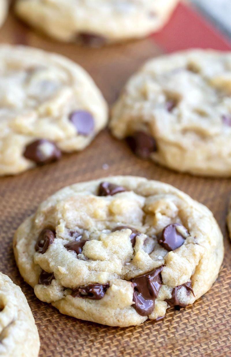 Cookies al cioccolato come preparare i famosi biscotti