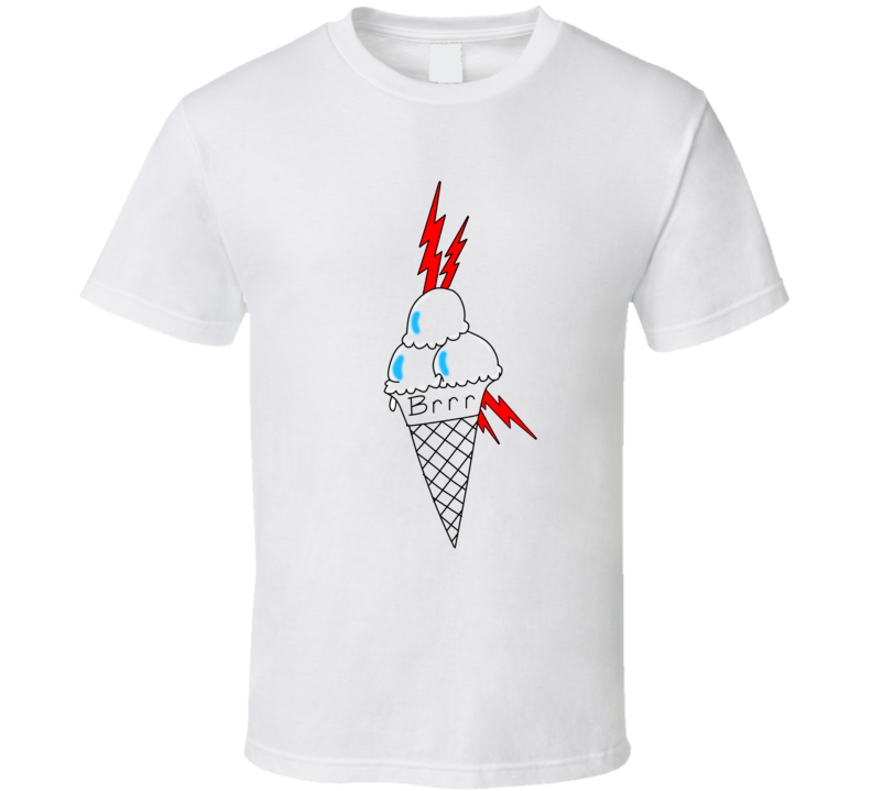 9700fc83521 Free Gucci Mane Ice Cream Cone Tattoo Rap Music Tshirt