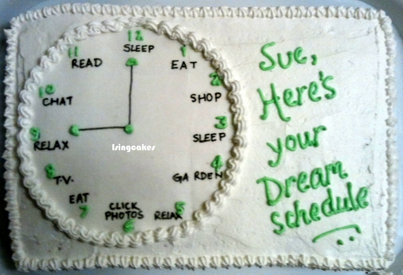 31++ Happy retirement cake with name inspirations