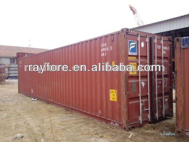 source cheapest 40 ft used cargo shipping container prices on malibabacom