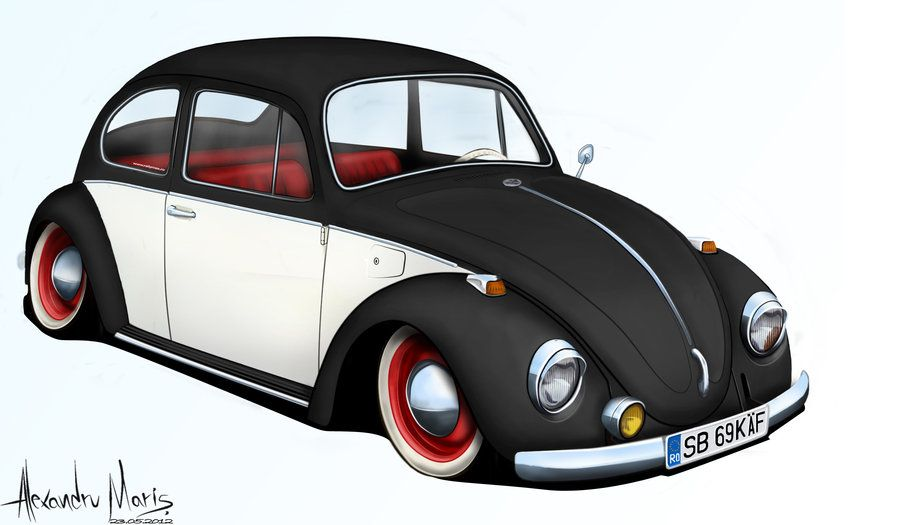 Free vector graphic: Vw Beetle, Volkswagen, Car, Yellow - Free ...