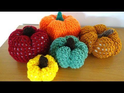 Meladoras Creations   Crochet Pumpkin – Free Crochet Pattern ...