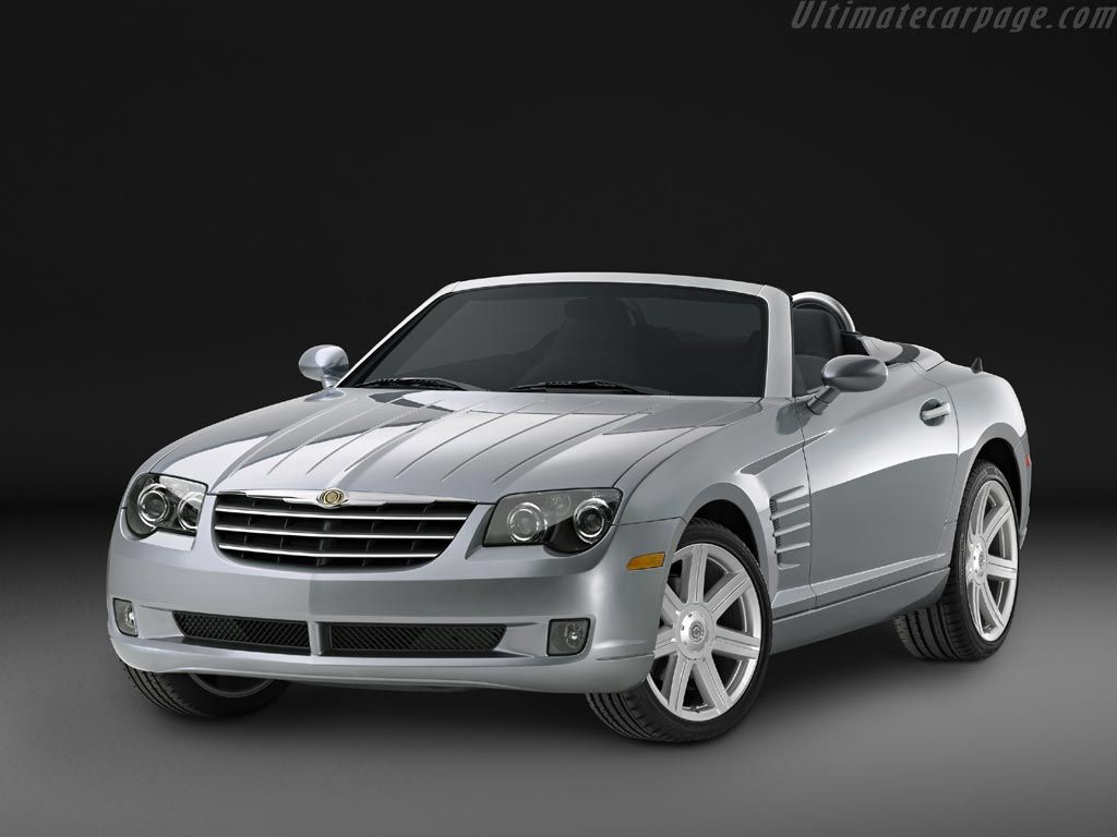 Lovely Chrysler Crossfire Roadster Car Picture Image   Car HD Wallpaper