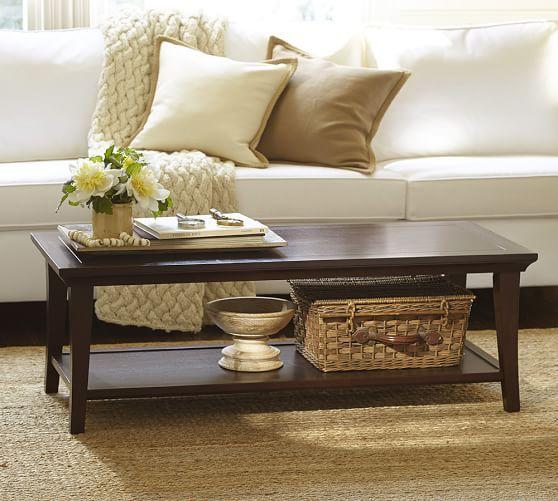 Metropolitan Rectangular Coffee Table