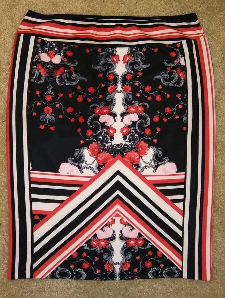 Bisou Bisou Michele Bohbot skirt