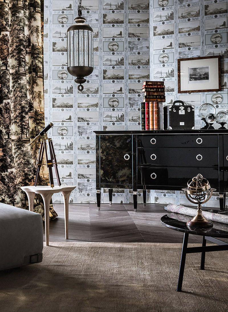 Bruno Tarsia, architect and interior stylist,produces editorial ...