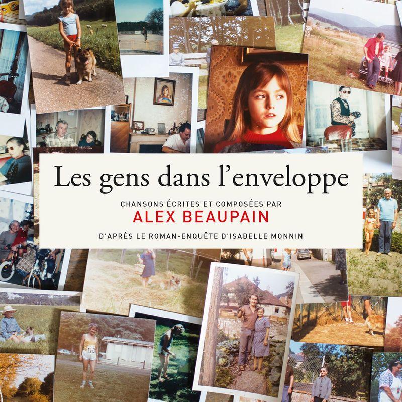 Mon Cher By Alex Beaupain Les Gens Dans L Enveloppe Songs Book Cover Album