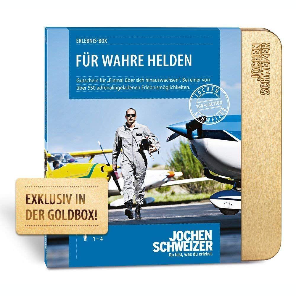 Erlebnis Gutschein Jochen Schweizer
