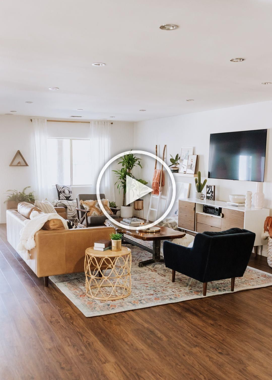 sharing our living room update reveal