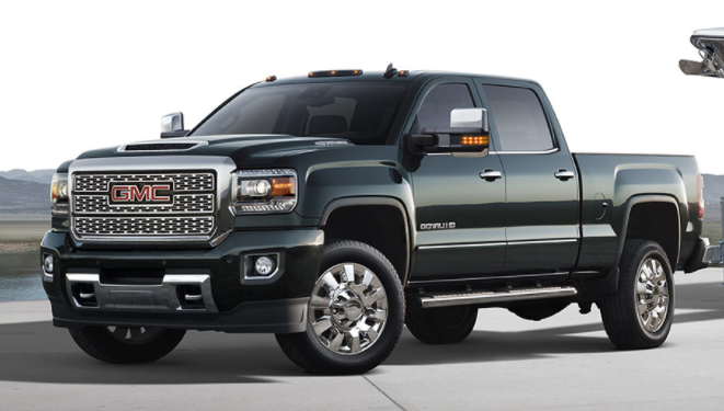 2018 Gmc Sierra 2500 Denali Colors Release Date Redesign Price