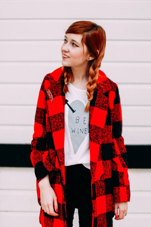 The Clothes Horse: Outfit: Be Wine