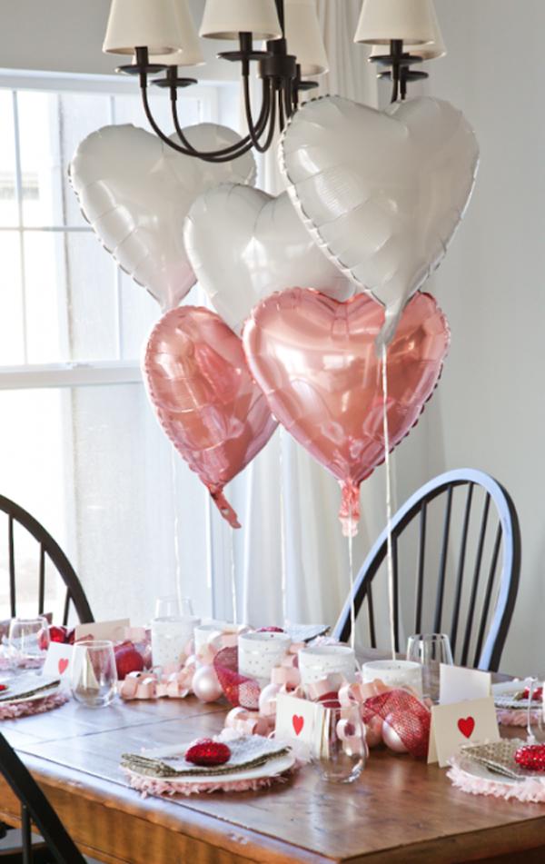 Si avvicina San Valentino 10 piccole idee per la tavola