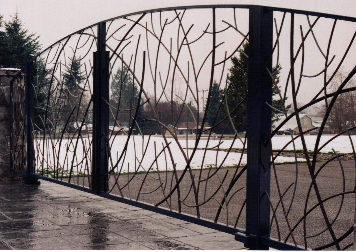 High Resolution Fence Decor 1 Decorating Ideas Newsonair Org Backyard Fences Wood Fence Design Fence Design