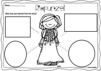 Rapunzel- Book Companion